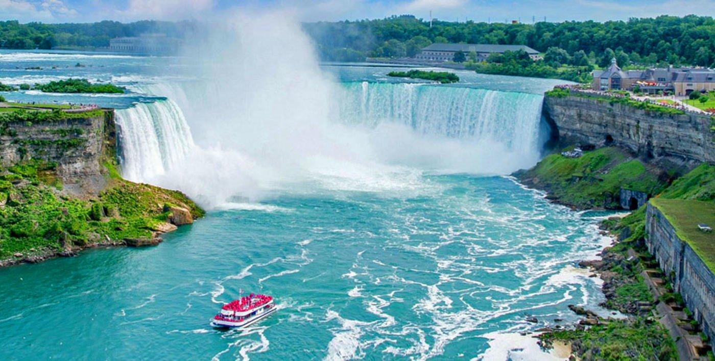 isx canada student tours from toronto new york niagara falls quebec